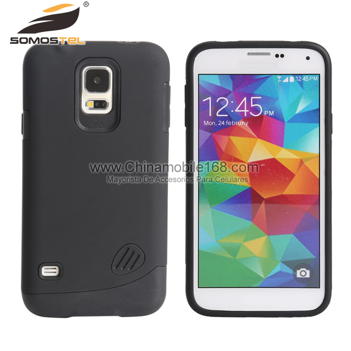 4be9e0e996c Samsung Galaxy S5 Cover Case 2 in 1 mobile phone case supplier-2 in ...