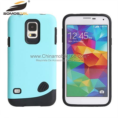 503ea94d70f Fundas para Samsung Galaxy S5 celular 2 en 1 Combo Case proveedor ...