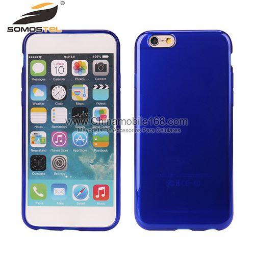 9b5e07fff69 Funda para celular Iphone 6 phone Case Silicona Soft-Funda TPU ...