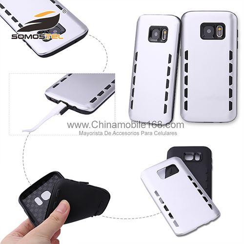 569806473439 Dibujo Línea 2 en 1 Combo caja fundas para celular Samsung al por mayor
